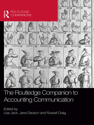 cover image of The Routledge Companion to Accounting Communication