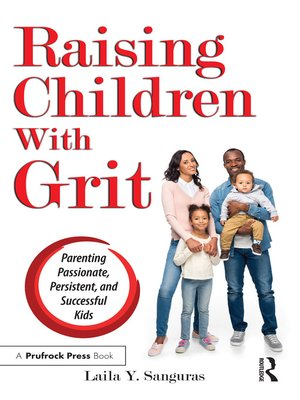 cover image of Raising Children With Grit
