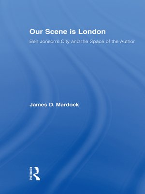 cover image of Our Scene is London