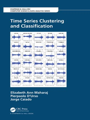 cover image of Time Series Clustering and Classification