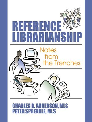cover image of Reference Librarianship