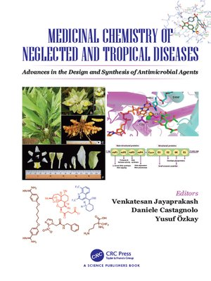 cover image of Medicinal Chemistry of Neglected and Tropical Diseases