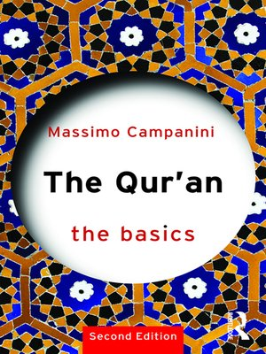 cover image of The Qur'an