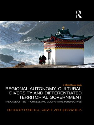 cover image of Regional Autonomy, Cultural Diversity and Differentiated Territorial Government