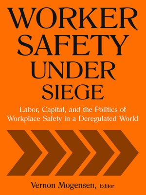 cover image of Worker Safety Under Siege