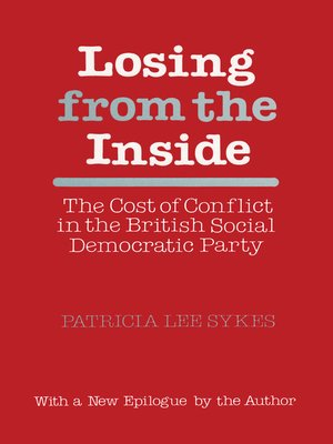 cover image of Losing from the Inside