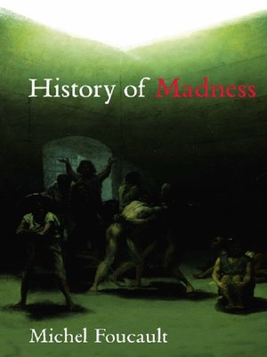 cover image of History of Madness