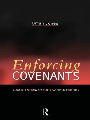 cover image of Enforcing Covenants