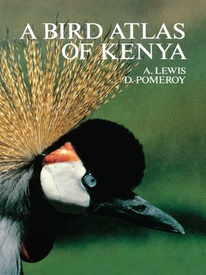 cover image of A Bird Atlas of Kenya