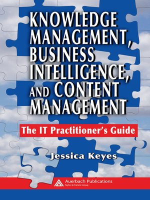 cover image of Knowledge Management, Business Intelligence, and Content Management