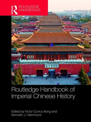 cover image of Routledge Handbook of Imperial Chinese History