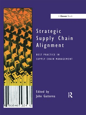 cover image of Strategic Supply Chain Alignment