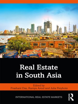 cover image of Real Estate in South Asia