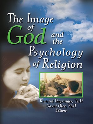cover image of The Image of God and the Psychology of Religion