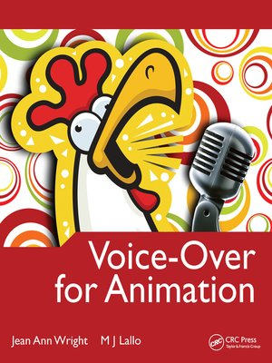 cover image of Voice-Over for Animation
