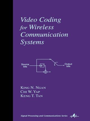 cover image of Video Coding for Wireless Communication Systems