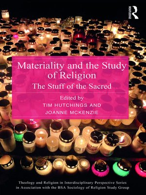 cover image of Materiality and the Study of Religion