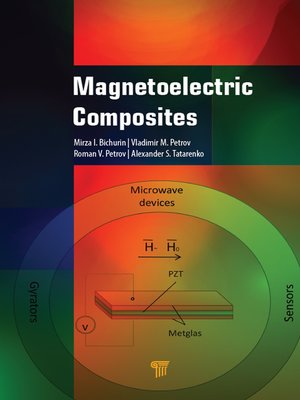 cover image of Magnetoelectric Composites