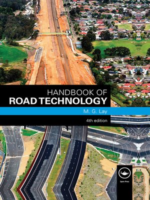 cover image of Handbook of Road Technology