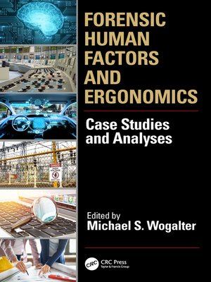 cover image of Forensic Human Factors and Ergonomics