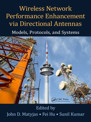cover image of Wireless Network Performance Enhancement via Directional Antennas