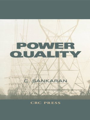 cover image of Power Quality