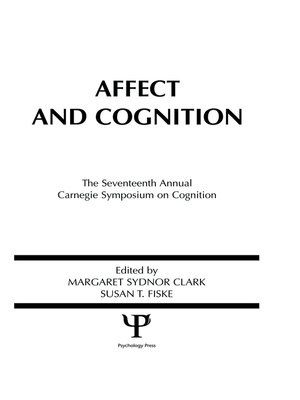 cover image of Affect and Cognition