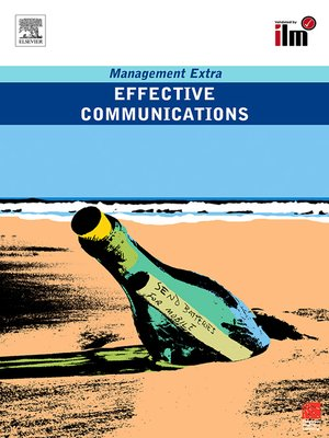 cover image of Effective Communications