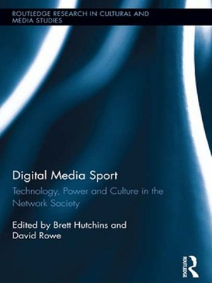 cover image of Digital Media Sport