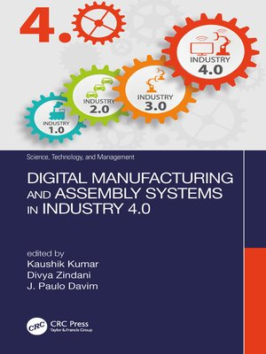 cover image of Digital Manufacturing and Assembly Systems in Industry 4.0