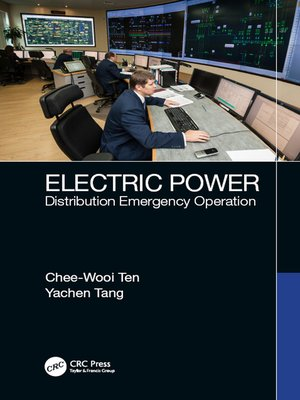 cover image of Electric Power