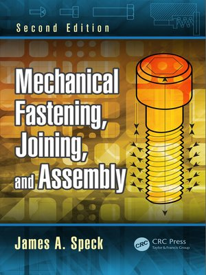 cover image of Mechanical Fastening, Joining, and Assembly