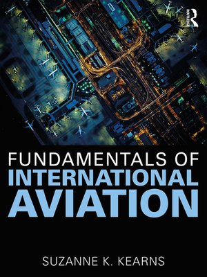 cover image of Fundamentals of International Aviation