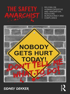cover image of The Safety Anarchist