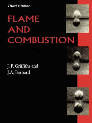 cover image of Flame and Combustion