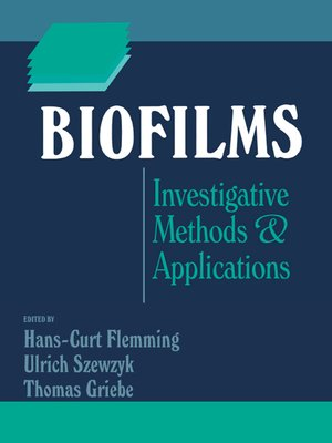 cover image of Biofilms
