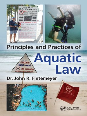 cover image of Principles and Practices of Aquatic Law