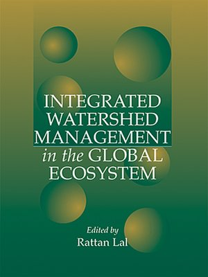cover image of Integrated Watershed Management in the Global Ecosystem