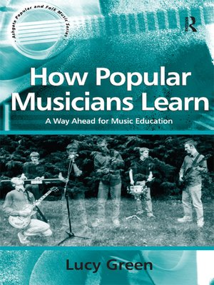 cover image of How Popular Musicians Learn