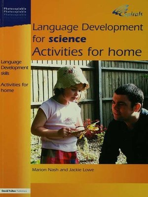 cover image of Language Development for Science