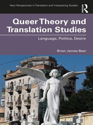 cover image of Queer Theory and Translation Studies