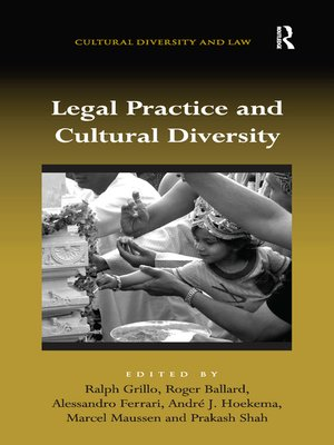 cover image of Legal Practice and Cultural Diversity