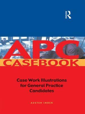 cover image of APC Case Book