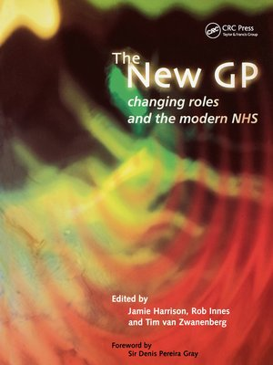 cover image of The New GP