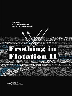cover image of Frothing in Flotation II