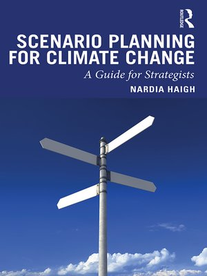 cover image of Scenario Planning for Climate Change