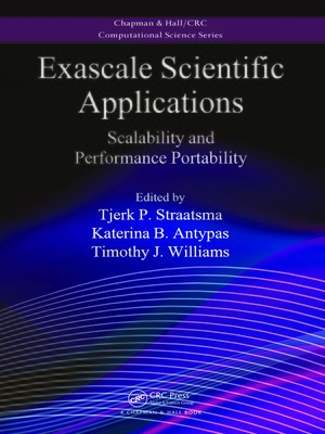 cover image of Exascale Scientific Applications