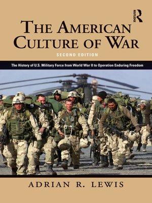 cover image of The American Culture of War