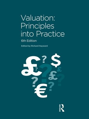 cover image of Valuation