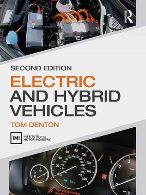 cover image of Electric and Hybrid Vehicles